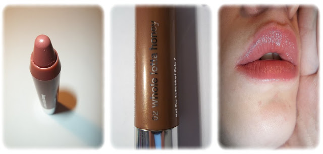 Swatch Baume à Lèvres Chubby Stick - Clinique - Teinte 02 Whole Lotta Honey