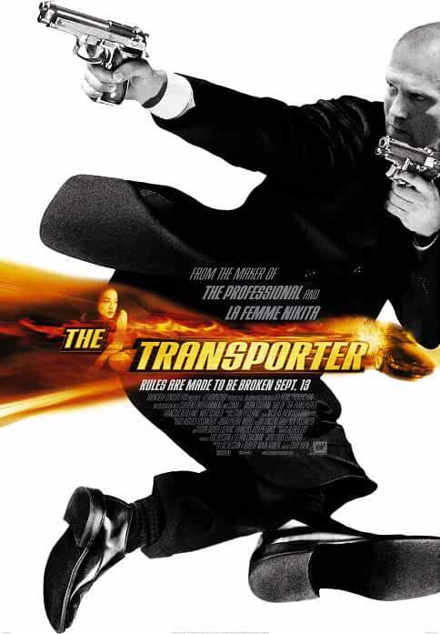 The Transporter 2002 x264 720p Esub BluRay Dual Audio English Hindi GOPI SAHI