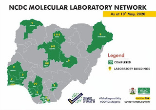 NCDC Announces New Molecular Laboratory Network As Nigeria Records 242 New Cases Of Corona Virus
