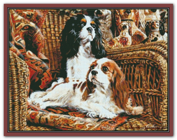 Cavaliers on Wicker