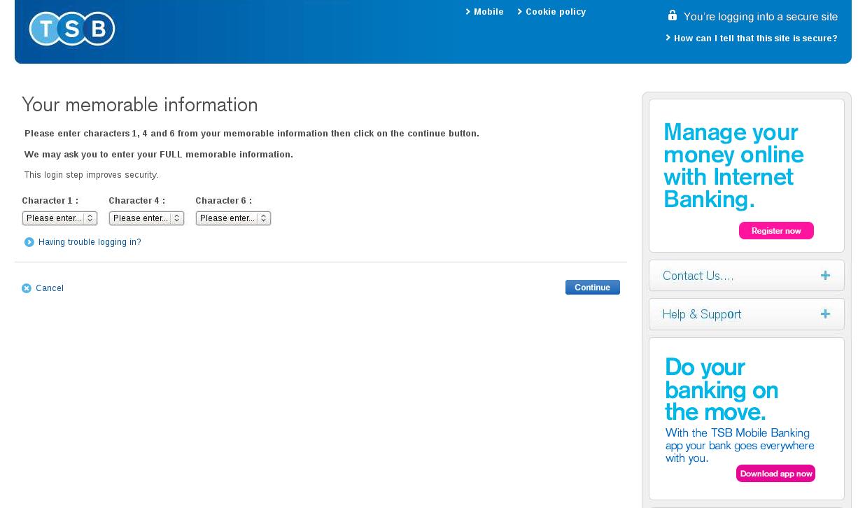 Dynamoo\'s Blog: Phishing