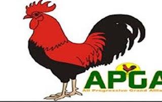 Oye, Maku Returns As APGA National Leaders