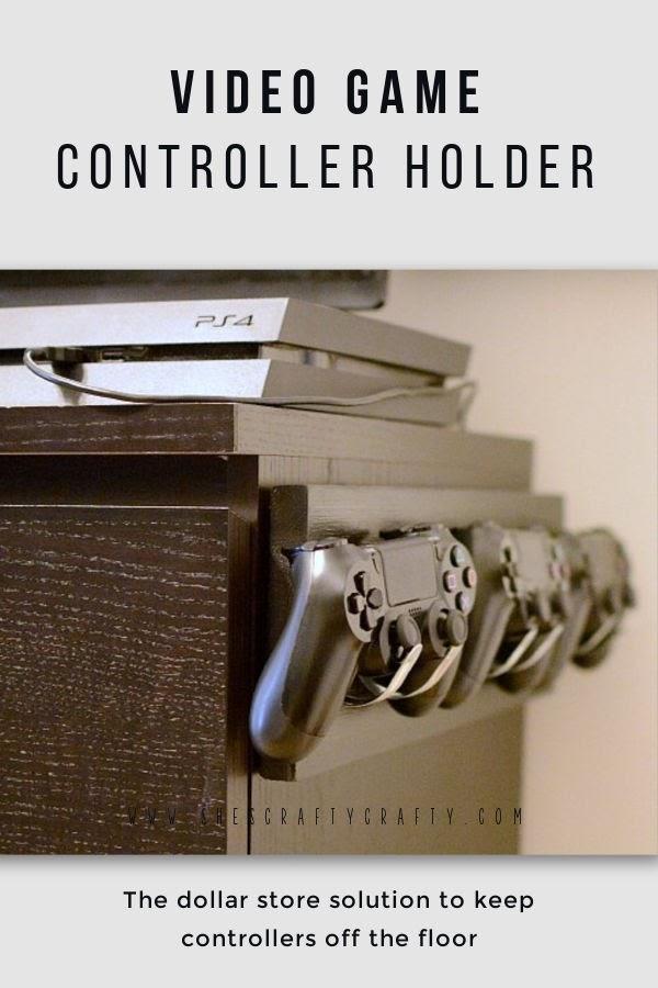 Video Game Controller Holder