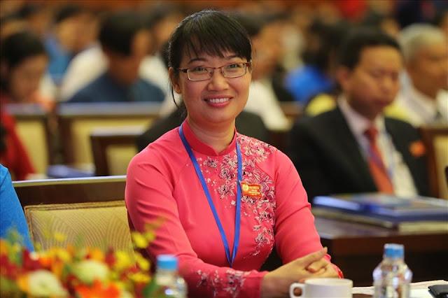 bà Trần Thị Diệu Thúy
