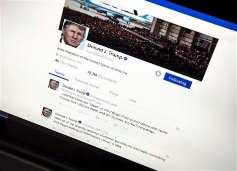 Aunque viole sus normas, Twitter no cerrará la cuenta de Trump
