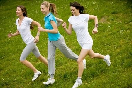 4 bước để sống khỏe