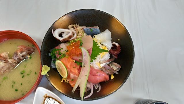 さいかい丼フェア 鮨政 豪華海鮮丼