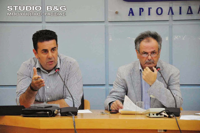 Γενικός Γραμματέας του Δήμου Ναυπλιέων διορίζεται ο Παναγιώτης Μπούκουρης