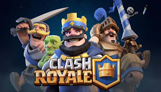 Clash Royale Latest Gamef from Supercell
