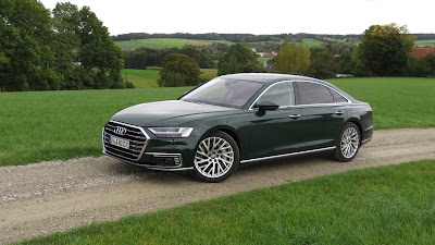 2020 Audi A8 Review, Specs, Price