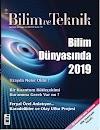 Bilim ve Teknik Ocak 2020 Dergi PDF indir