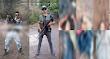 Sicarios de El CJNG cayeron por sorpresa a líderes de Cárteles Unidos en Michoacán matando a 9 de sus Sicarios, este es El Güicho de Los Reyes uno de los jefes que huyo dejando abandonados a sus pistoleros