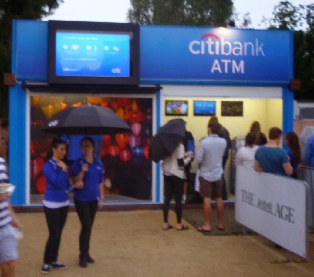 Citibank ATM