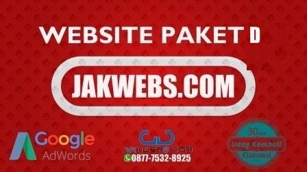 paket website murah, pesan website murah, web paket D jakwebs