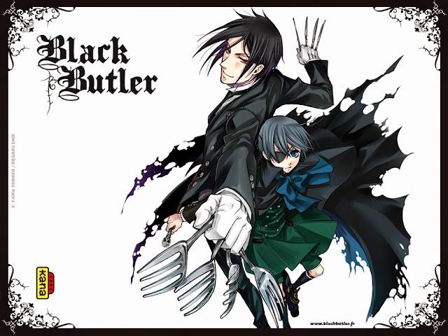 Black Butler Sub Indo