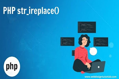PHP str_ireplace() Function