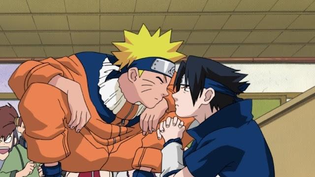 5 reasons to watch Naruto before you diesasuke fight