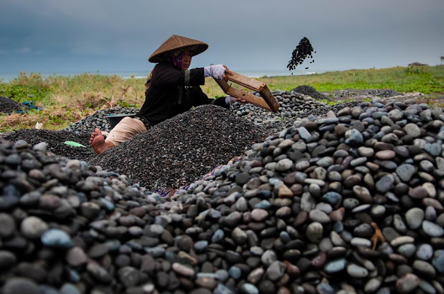 5 Contoh Batuan Sedimen Klastik dan Non Klastik