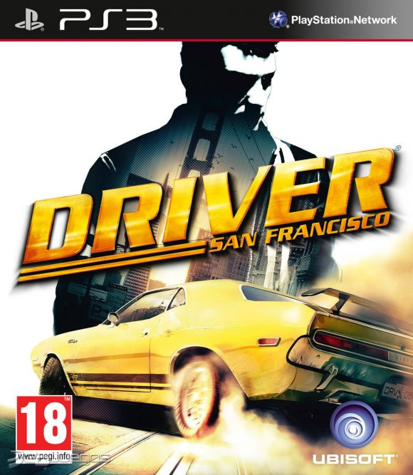 [PS3] Driver: San Francisco  download