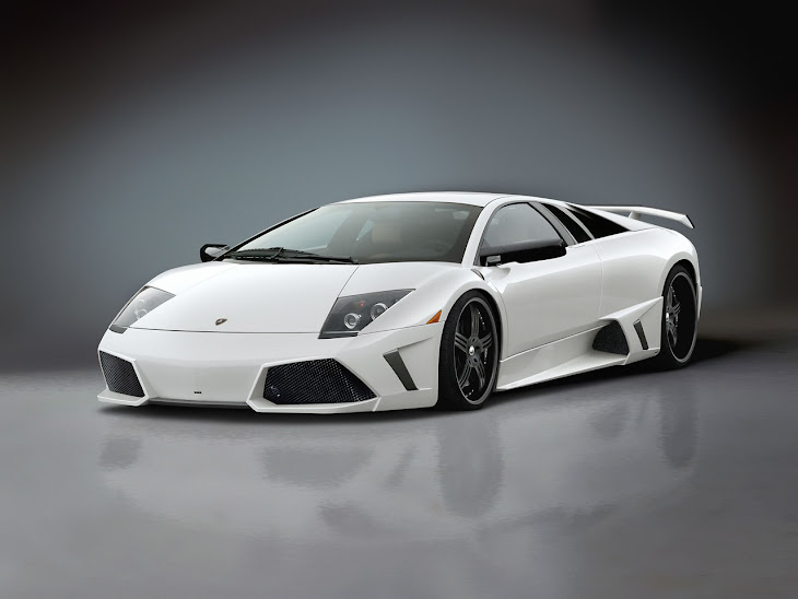 Look At the Car: 2013 Lamborghini Murcielago