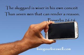 Proverbs 26:16