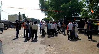 नेपानगर भाजपा की प्रत्याशी सुमित्रा कासडेकर का जगह जगह हो रहा है विरोध.?