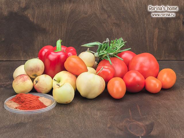 Ингредиенты для домашнего кетчупа: как приготовить и из чего