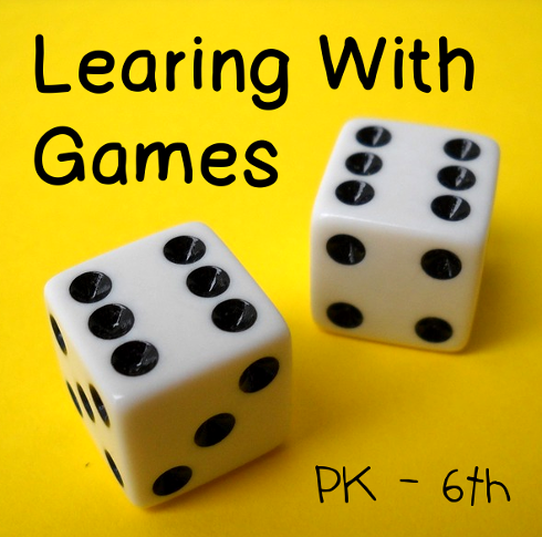 A collection of learning games for elementary age kids.