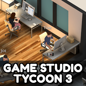 Download Free Game Studio Tycoon 3 Android Mobile App Game