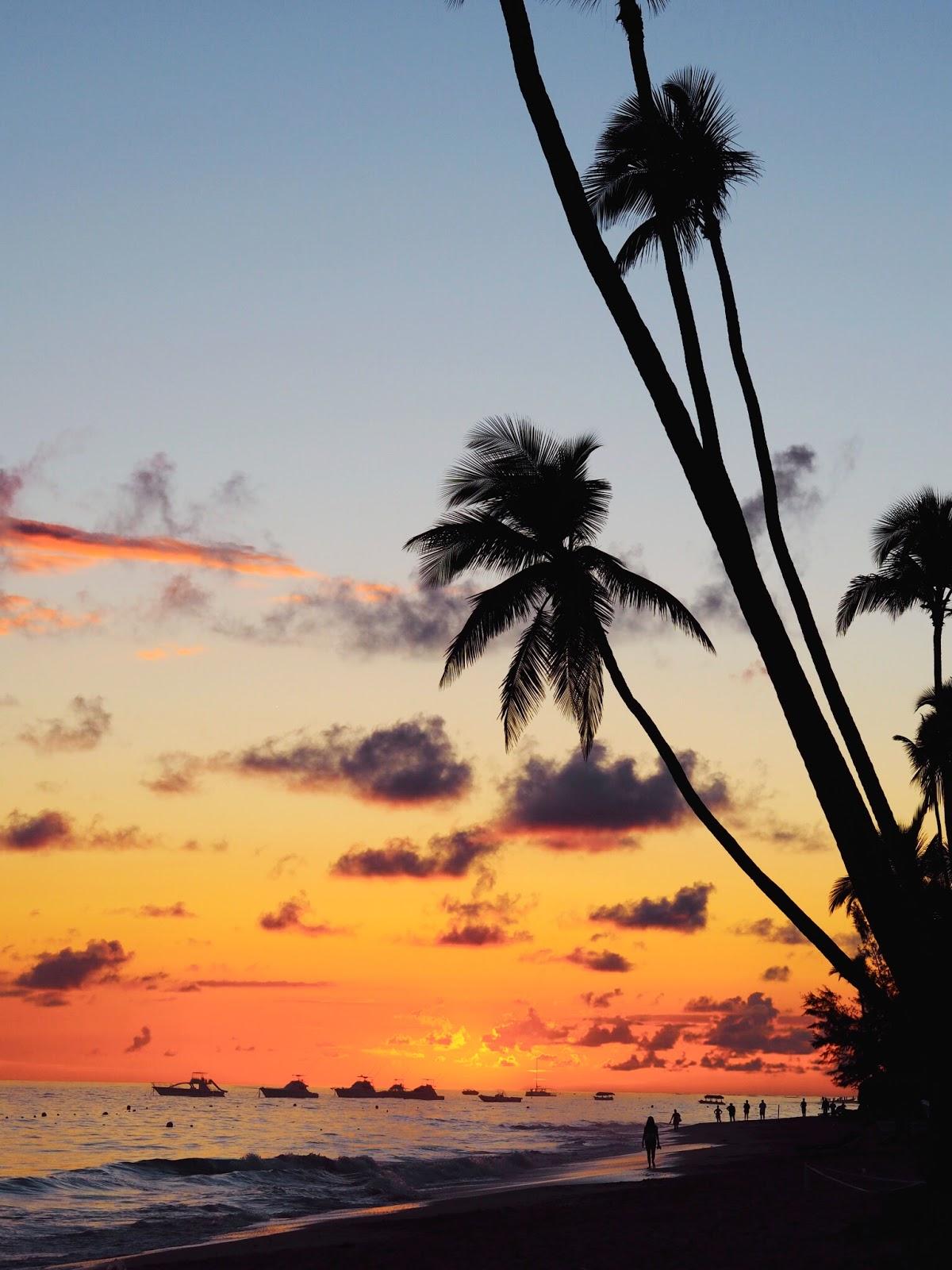 Bavaro Beach Punta Cana at Sunrise
