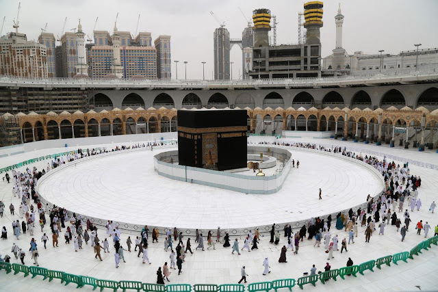 Saudi Arabia to hold 'very limited' Hajj due to coronavirus