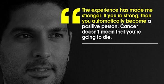 Life Lessons From Yuvraj Singh, Yuvraj Singh Quote