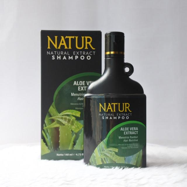 Natur Aloe Vera Shampoo