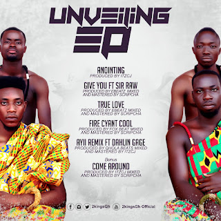"""2Kings Has Released """"The Unveiling EP"""" Track List And Date Of EP Release (Check Full Track List And Date)"""