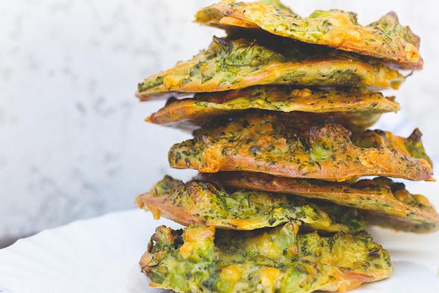 brokuł w piekarniku