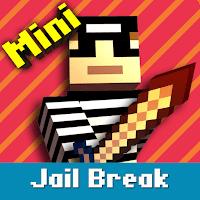Cops N Robbers: Pixel Prison Games 1 (God Mode - Instant Kill) MOD APK
