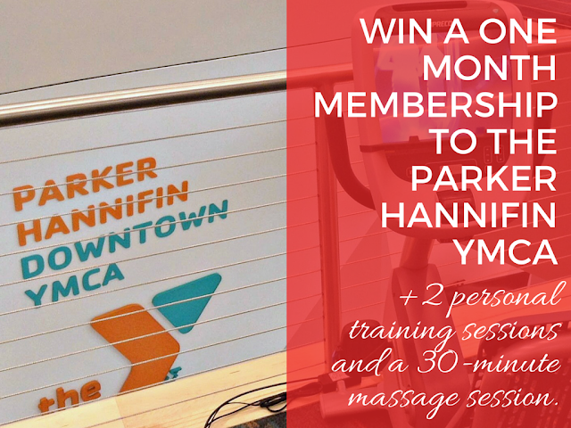 Win a Month at Parker Hannifin @CLEDowntownY at @TheGalleriaCLE  #LivePlayEat