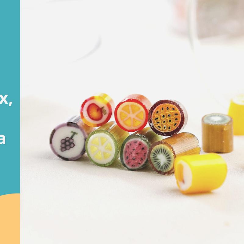 Candyone Fruitmix, Permen Sehat buatan Tangan Ala Korea