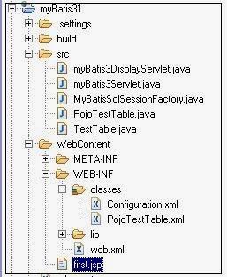 Hello World Coding: myBatis 3 x Hello World Application