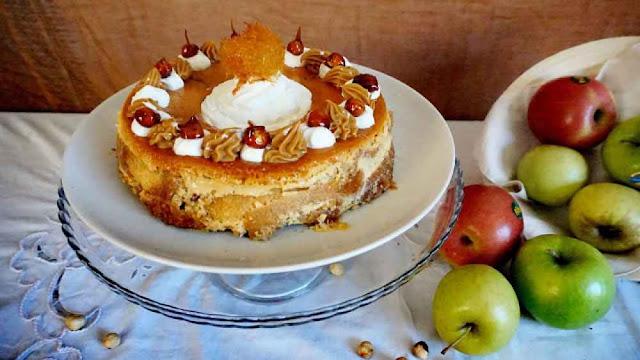 tarantella de manzanas