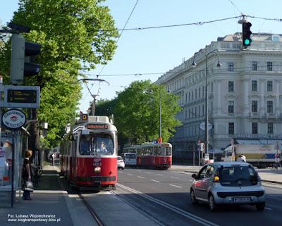 E2+C5 #4003+1403, Wiener Linien