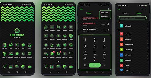 Download Tema Realme dan Oppo ColorOs 7 dan 11 Tembus Aplikasi