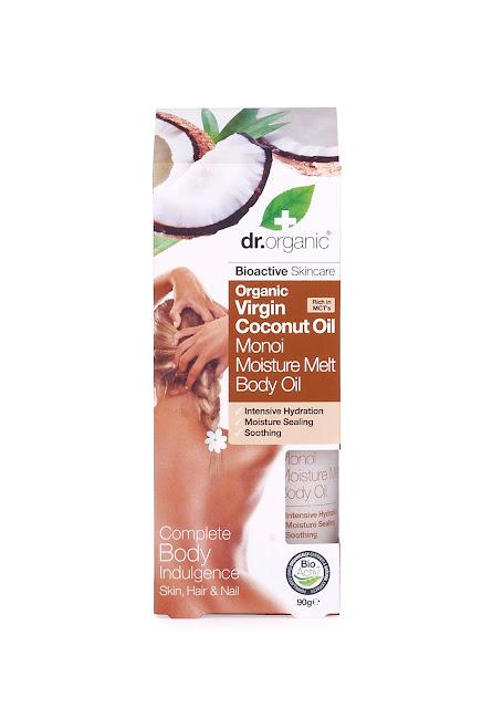 Coconut Oil Dr. Organic