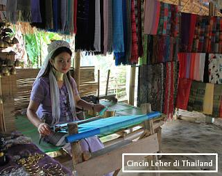 Cincin Leher - Thailand