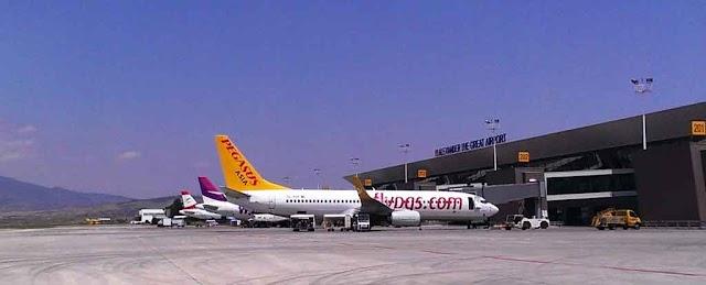 Airports in Mazedonien ab 1. Juli geöffnet