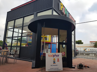 TOSPLAY. MANTENIMIENTOS PARQUES INFANTILES EN RESTAURANTES DE BURGER KING