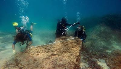Kota Kuno Neapolis yang Hilang ditemukan di Tunisia