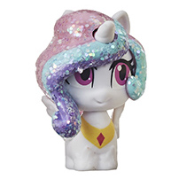 MLP Special Sets Unicorn Party Present Princess Celestia Pony Cutie Mark Crew Figure