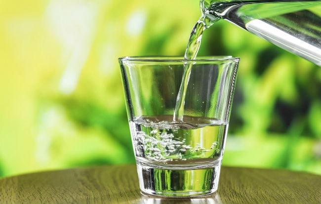 Acqua da bere ogni giorno