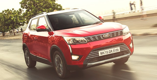 Mahindra XUV300 has recall to suspension system.